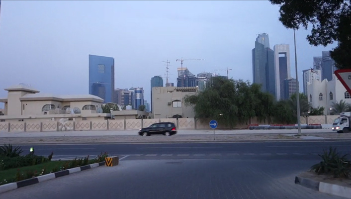 RIDING DOHA, 5PM